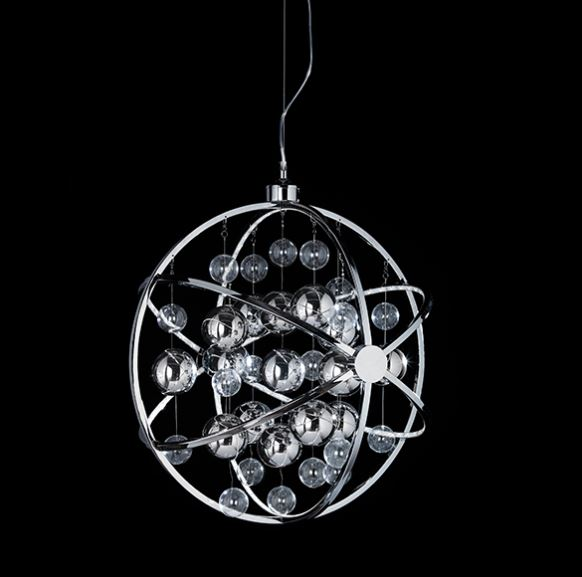 Muni 600mm pendant 13W warm white